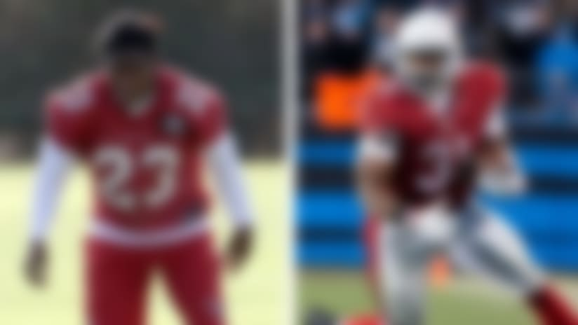 Chris Johnson and David Johnson NFL's best tandem?