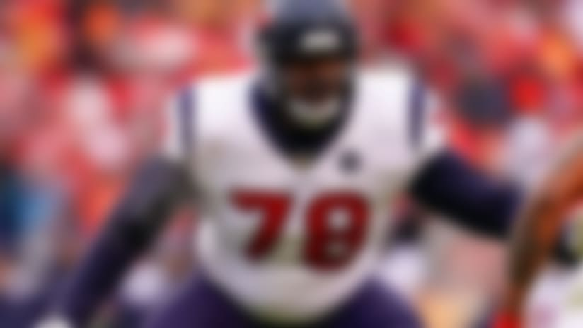 Texans LT Laremy Tunsil 'happy to stay' beyond 2020
