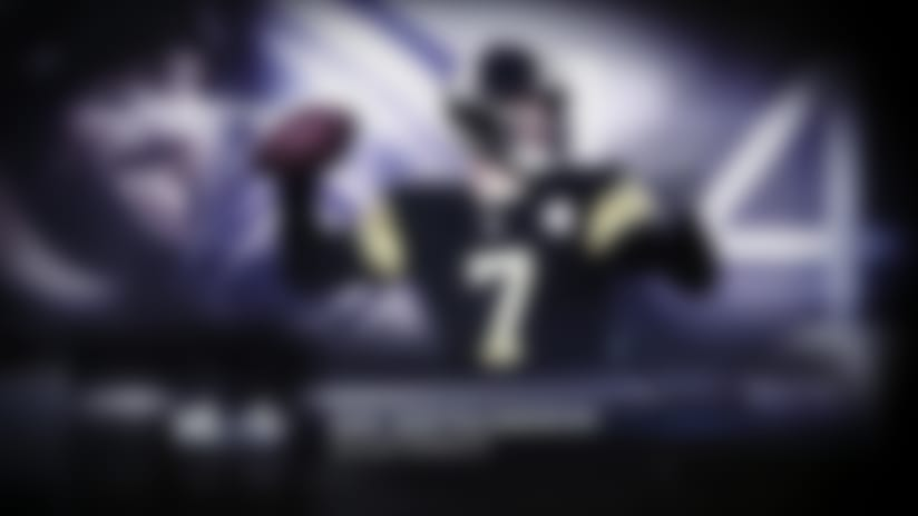'Top 100 Players of 2019': Pittsburgh Steelers quarterback Ben Roethlisberger | No. 44