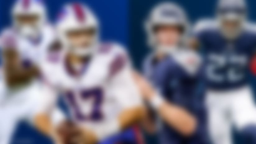 What to watch for in Bills-Titans
