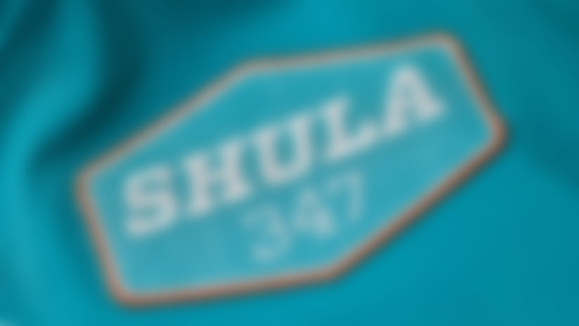 Dolphins honoring Don Shula with jersey patch for 2020 season