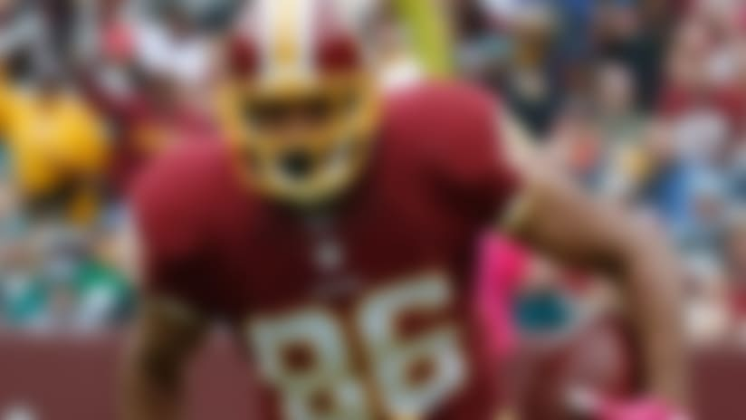 Jordan Reed dealing with concussion, MCL sprain