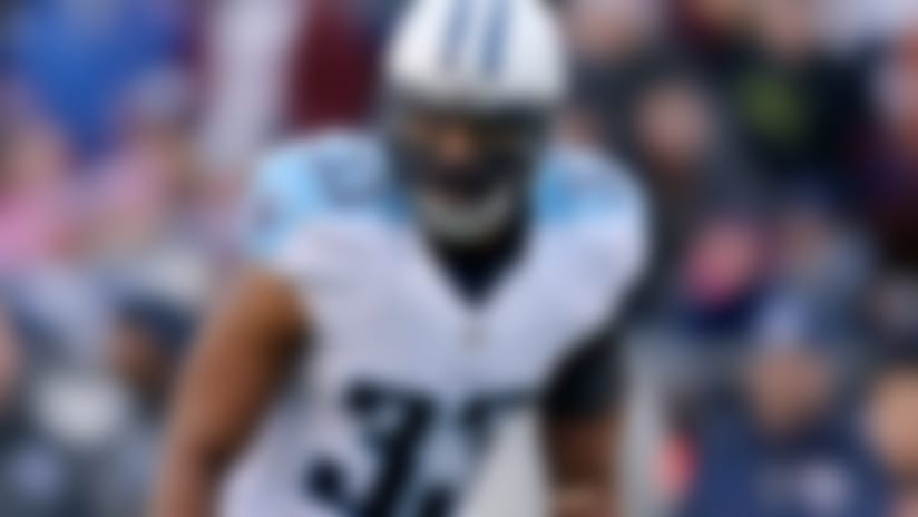 Titans cut safety Michael Griffin after nine seasons