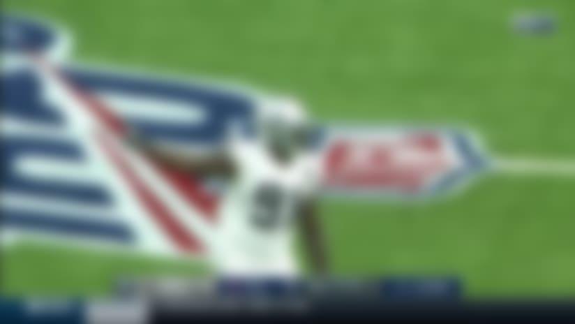 Raiders' relentless pass rush drops Watson on third down