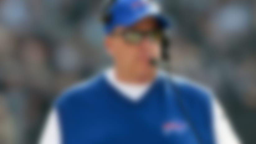 Buffalo Bills fire head coach Rex Ryan