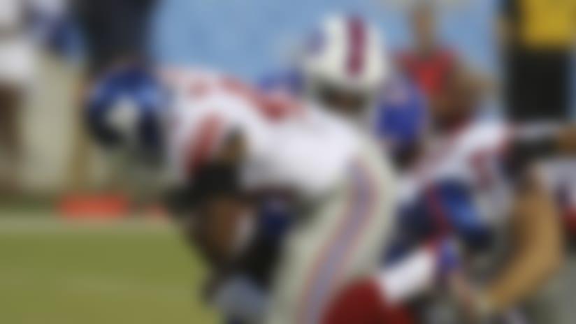 Ground game encouraging in Giants' preseason win