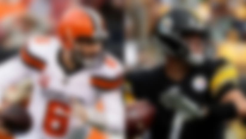 'GMFB': Biggest questions surrounding AFC North QBs