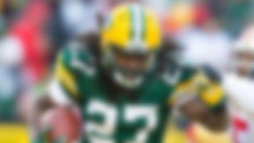 Packers' backfield 'best it's ever looked,' says NFL exec
