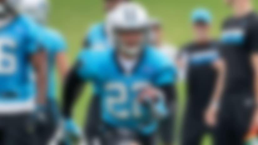 Roundup: McCaffrey back at Panthers practice