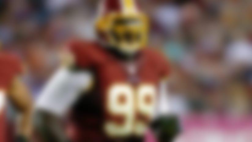Making the Leap, No. 36: Redskins DE Jarvis Jenkins