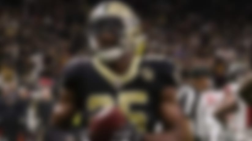 Kay Adams: New Orleans Saints cornerback Eli Apple 'could make a huge play' vs. Philadelphia Eagles