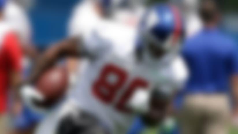 Mario Manningham battling to make Giants' roster