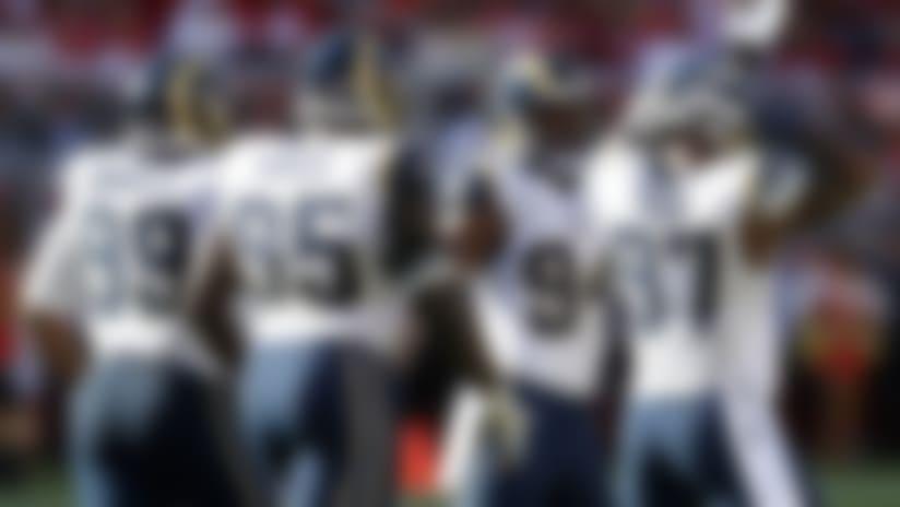 St. Louis Rams headline top 10 defensive fronts