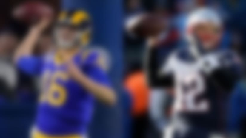 Which quarterback matchup would you rather see in the Super Bowl: Young stars or grizzled vets?