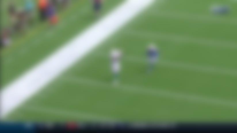 DeVante Parker burns Bolts' secondary to haul 34-yard TD pass from Rosen