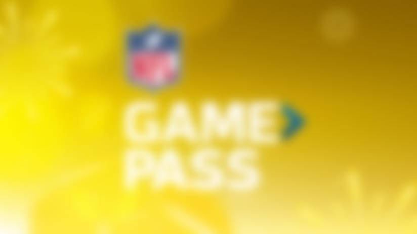Subscribe to NFL Game Pass to watch every game of the 2020 NFL season
