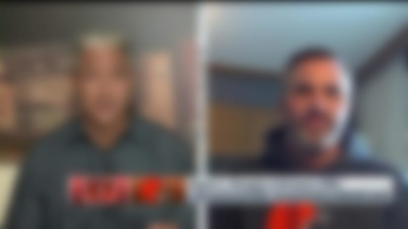 Cleveland Browns head coach Kevin Stefanski highlights the 2020 Browns opponent who grabs his 'attention'