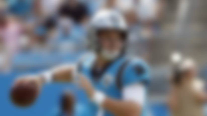 The Carolina Panthers quarterback situation could get interesting after Week 6.