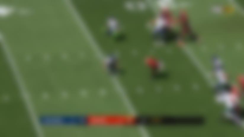 Seahawks vs. Browns highlights   Week 6