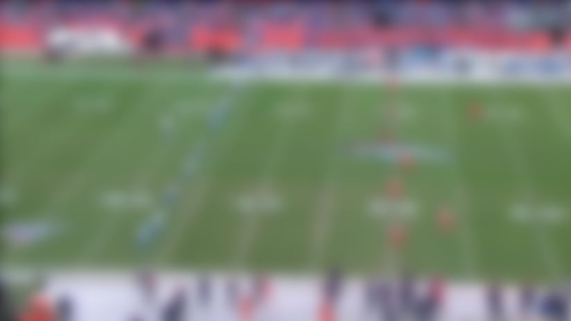 Diontae Spencer breaks loose for 47-yard return