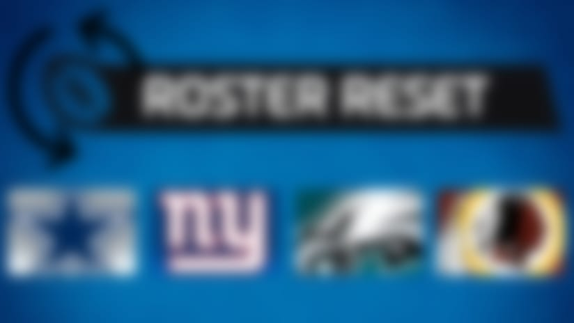 Roster Reset: Who will rise in mediocre NFC East?