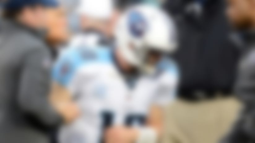 Jake Locker placed on IR; tenure with Titans over?