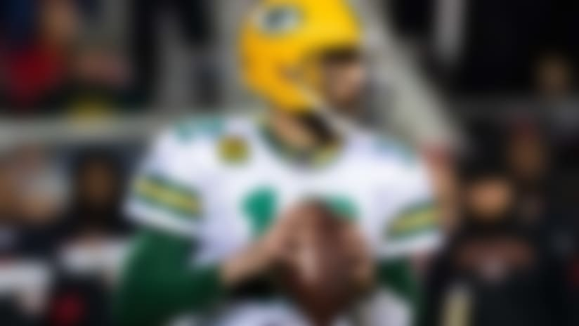 Green Bay Packers quarterback Aaron Rodgers highlights | 2019 season
