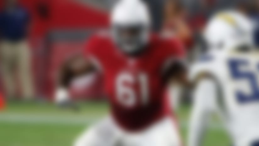 Bruce Arians: Jonathan Cooper will be 'heck of a player'