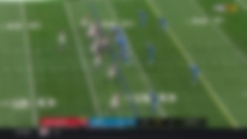 O.J. Howard makes catch in traffic for 25-yard gain
