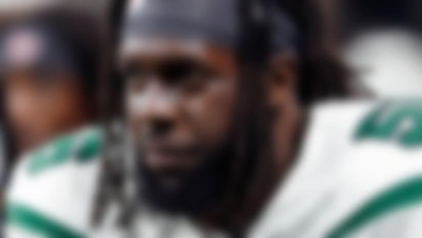 Jets releasing third-round linebacker Jachai Polite