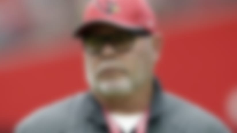 Bruce Arians lays into Arizona Cardinals wide receivers