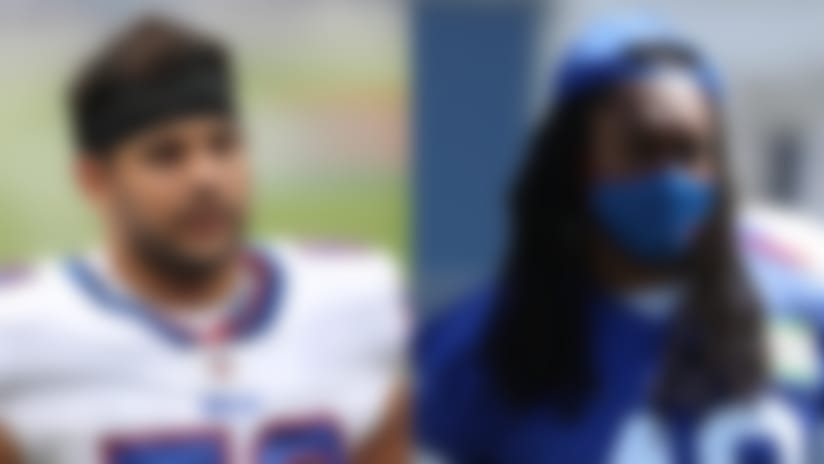 Friday's NFL injury and roster news for Week 2
