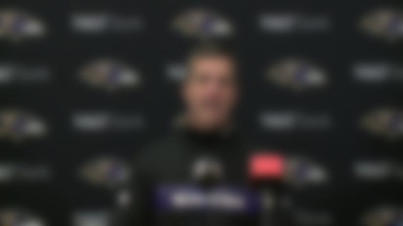 Baltimore Ravens postgame press conference