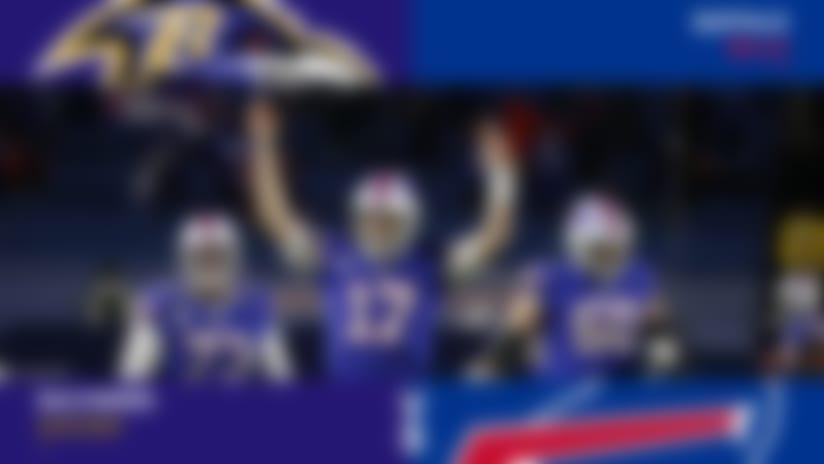 Bills make first AFC title game since 1993 season