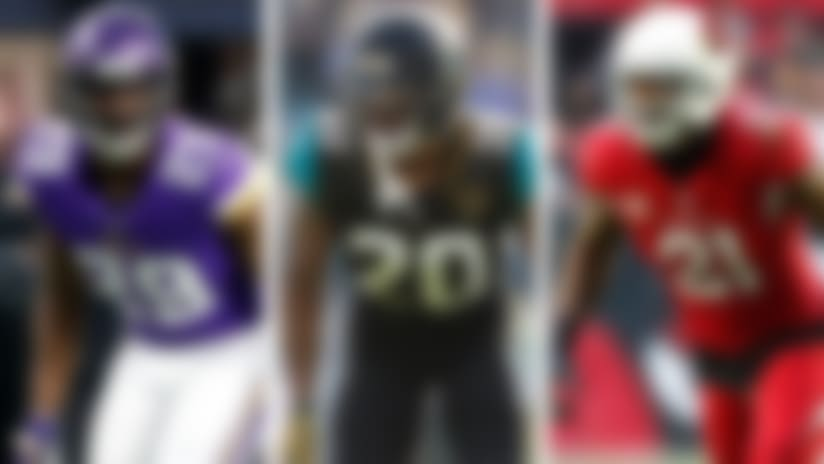 Xavier Rhodes headlines NFL's top 10 cornerbacks for 2018