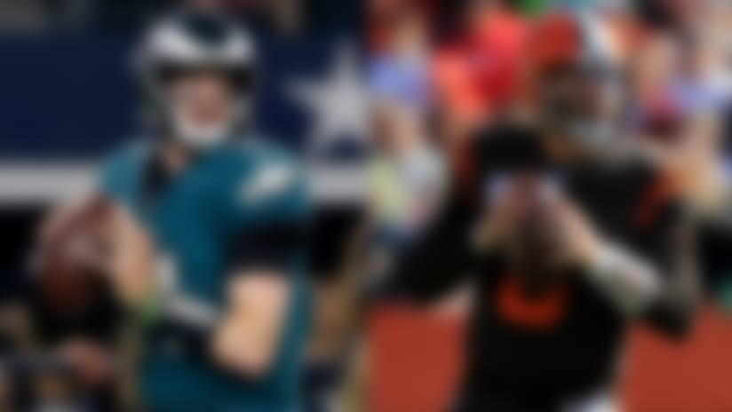 Eagles, Browns among slumping NFL teams set to break out