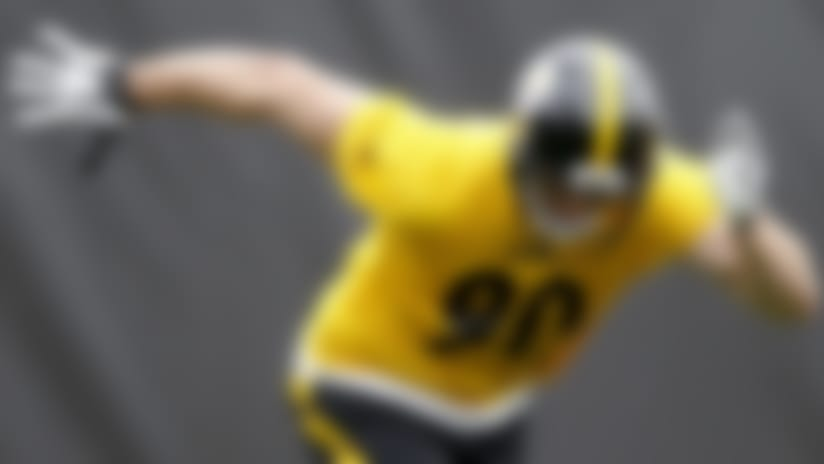 Steelers' T.J. Watt focused, 'smart' about his studies