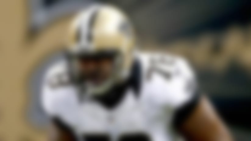 Jason Smith released by New Orleans Saints