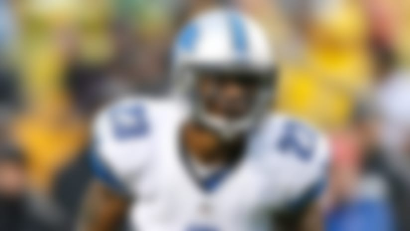 Chris Houston released by Detroit Lions