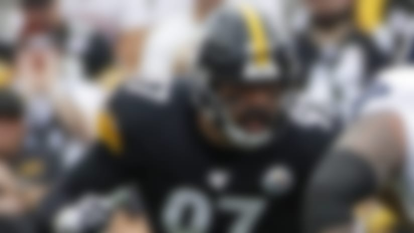 Heyward: No finger-pointing for Steelers' 0-3 start