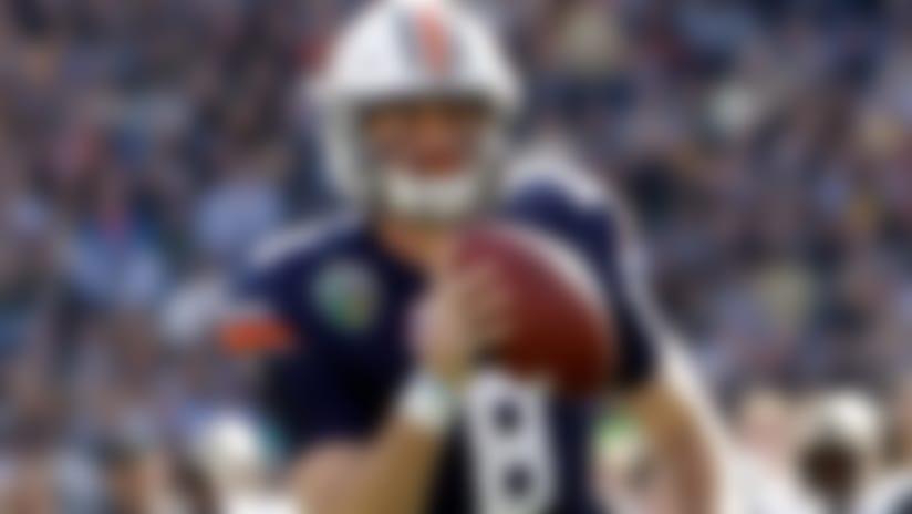 Auburn quarterback Jarrett Stidham plays against Purdue in the first half of the Music City Bowl NCAA college football game Friday, Dec. 28, 2018, in Nashville, Tenn. (AP Photo/Mark Humphrey)