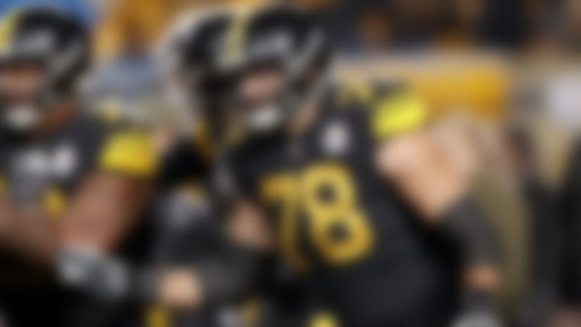 Peter Schrager: Pittsburgh Steelers LT Alejandro Villanueva could be the best LT in the world