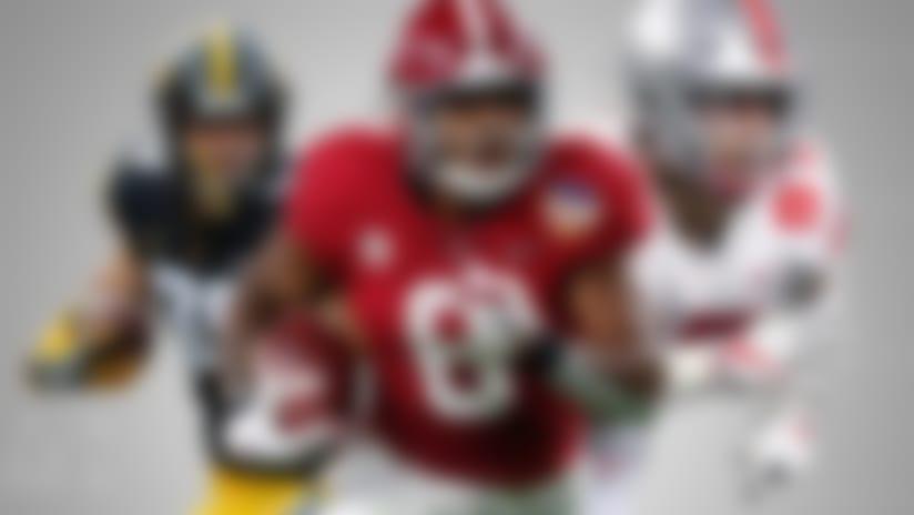 Daniel Jeremiah's top 50 prospects for 2019 NFL Draft 4.0