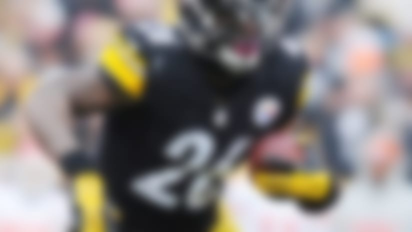 Le'Veon Bell feels 'great,' but taking it day by day