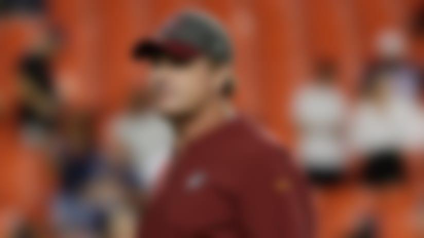 Redskins fire head coach Jay Gruden after 0-5 start
