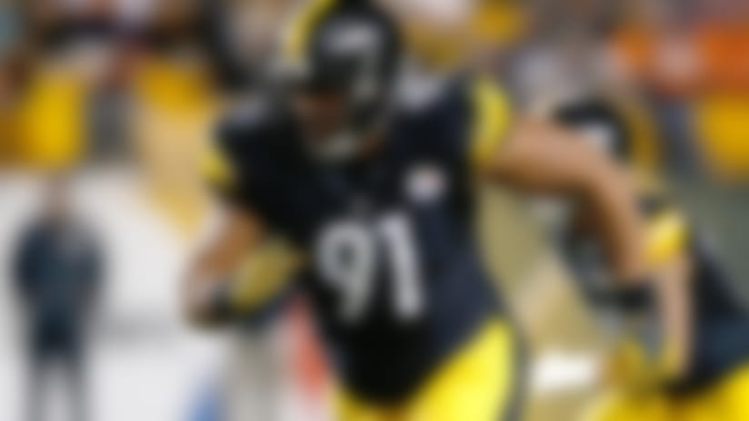 Stephon Tuitt: Steelers can be No. 1 defense in NFL