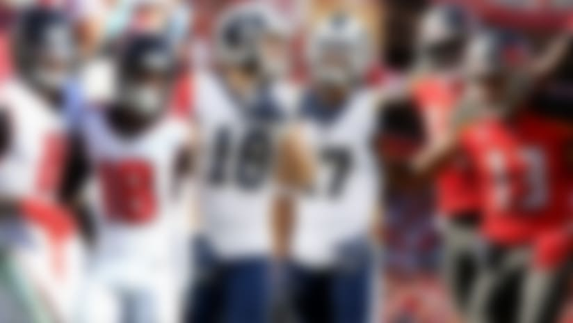 Carr: Top 5 WR duos in 2020