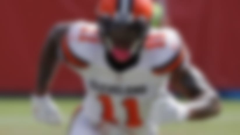 Injuries: Terrelle Pryor dealing with hamstring issue