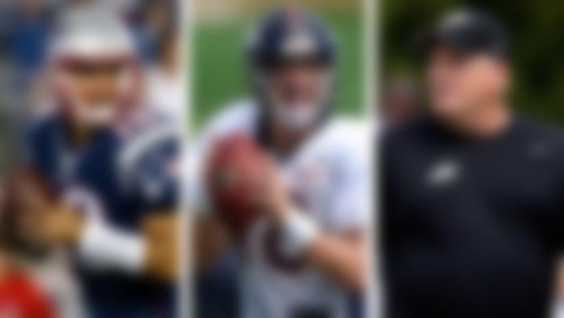 Jimmy Garoppolo, Peyton Manning take center stage in Week 2
