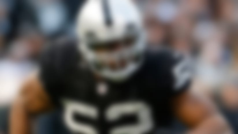 Making the Leap, No. 1: Khalil Mack